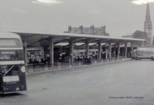 Exeter Paris Street Bus Station