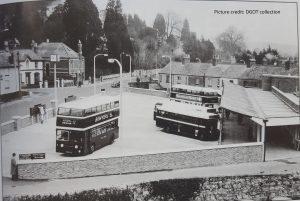 Newton Abbot Bus Station