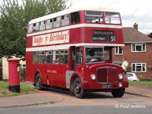 VDV 817 Exeter Copyright