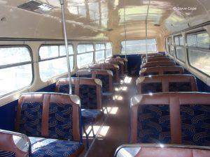 DR705 interior